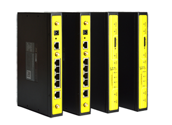 F3X36 Industrial 4G Router