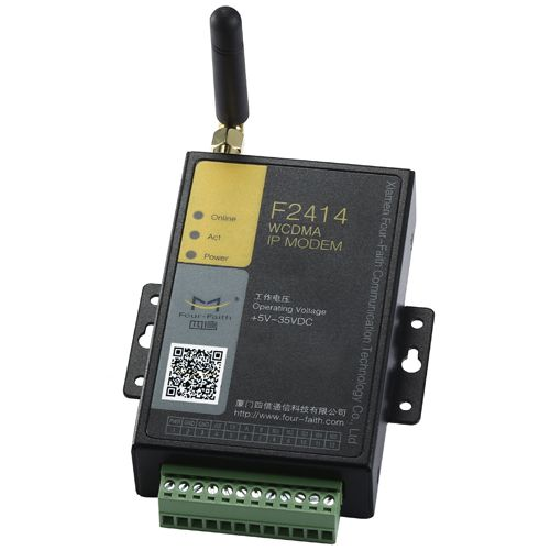 F2414 UMTS/WCDMA/HSDPA/HSUPA IP MODEM(DTU)