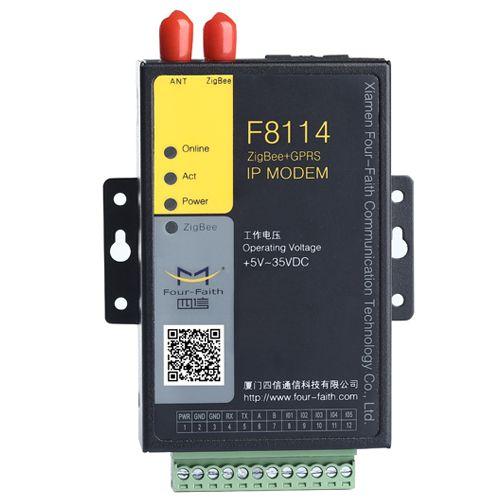 F8X14 ZigBee IP Modem