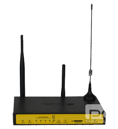 F8534 ZigBee+TD-SCDMA WIFI Router