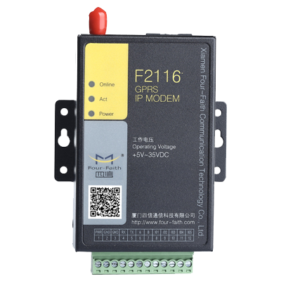 F2X16 4G Data Terminal Unit