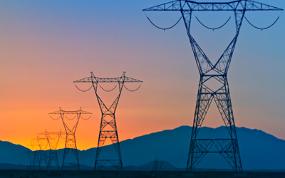 Electric transmission line condition monitoring solution