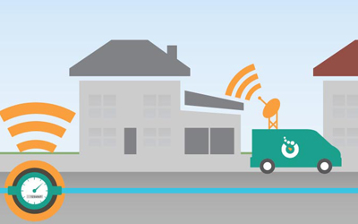LoRa Module Application for Remote Meter Reading Solution